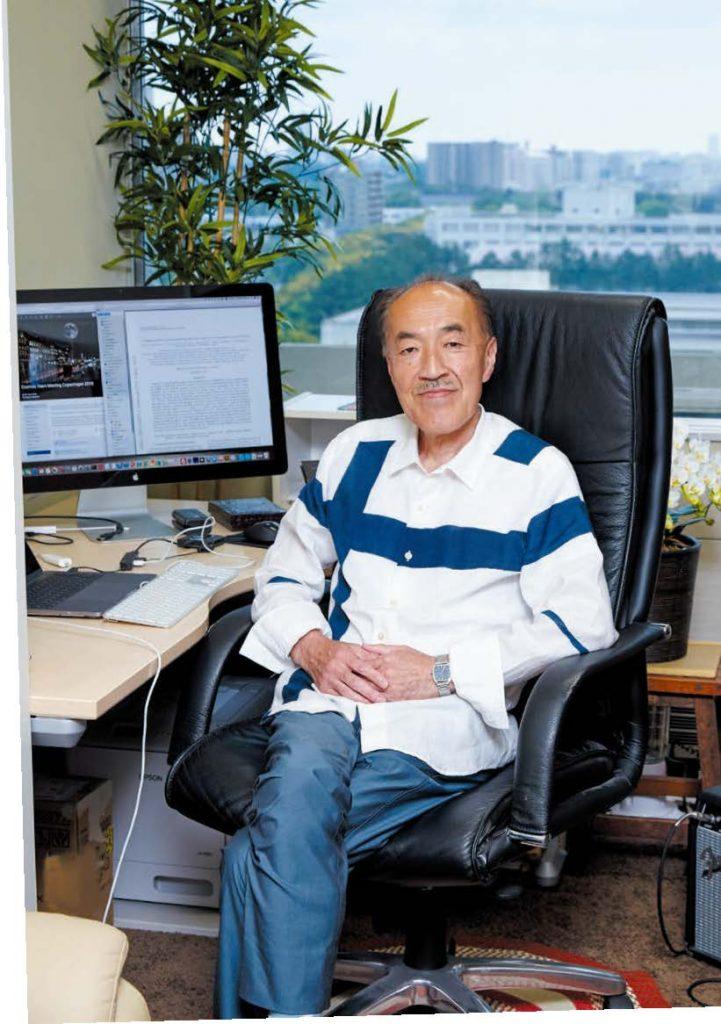 谷口義明教授