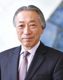 岡田 光正 副学長