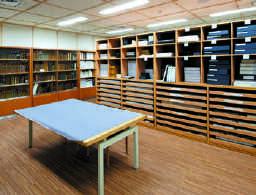 貴重図書室